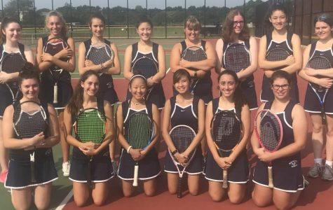 Girl's Tennis Season Comes to a Conclusion