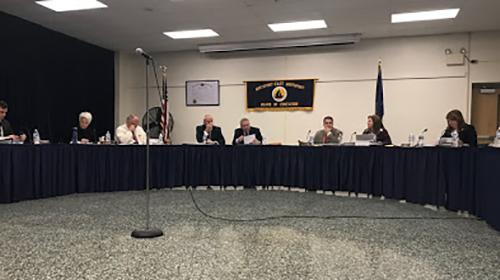 ImPORTant Updates: School Board Meeting November 9th