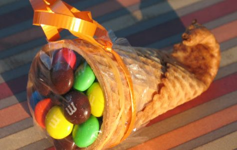 Thanksgiving Themed Treats