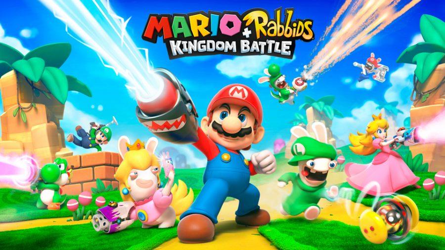 ControllerPORT: Mario and Rabbids Kingdom Battle