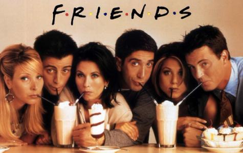 Netflix Brings Back Friends!