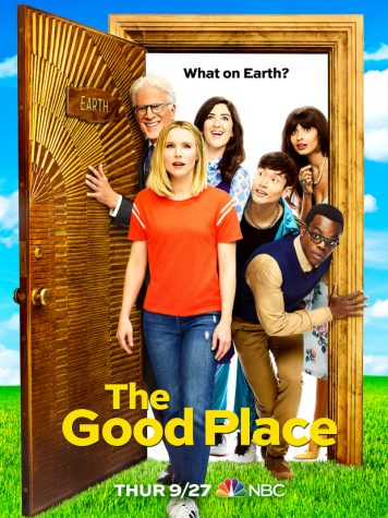 """Port Projector: The Good Place Season 3 Episode 8: """"Don't let the Good Life Pass You By"""""""