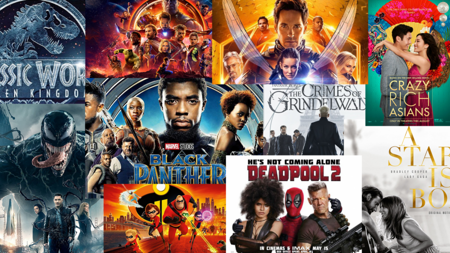 Top Selling Movies in 2018 – The Port Press