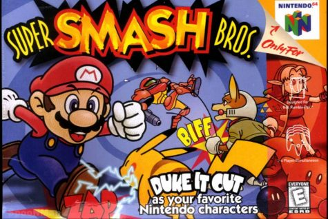 Controller PORT: Super Smash Bros