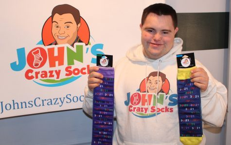John's Crazy Socks Spreads Happiness and Gives Back