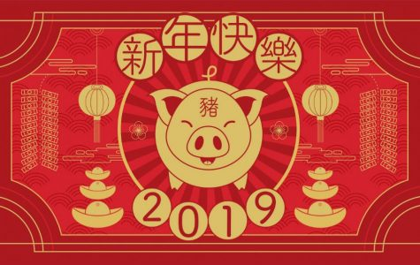 Happy Chinese New Year!!  新年快乐