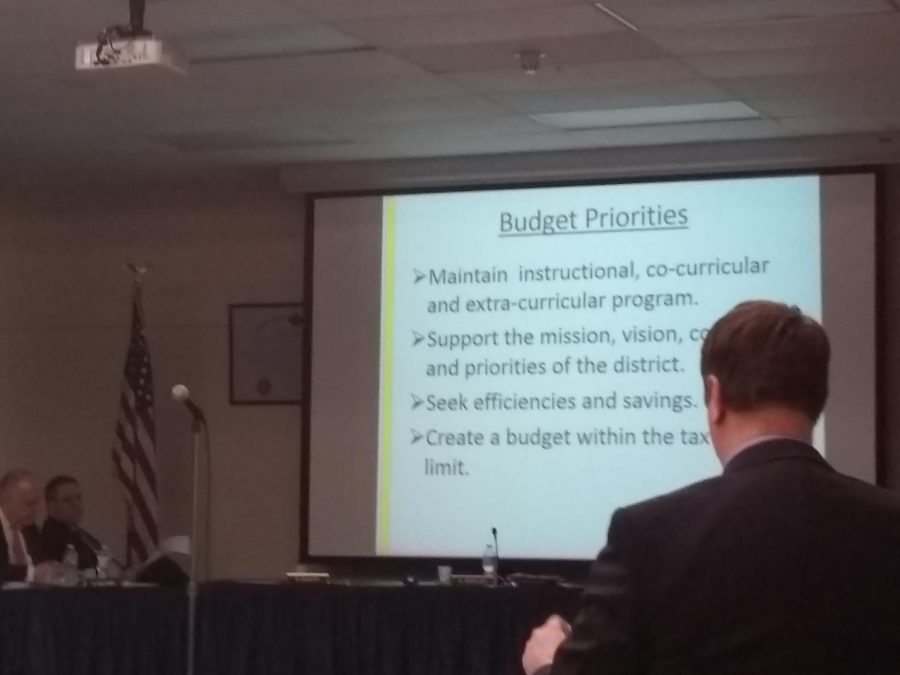 ImPORTant Updates: School Board Budget Meeting March 7th