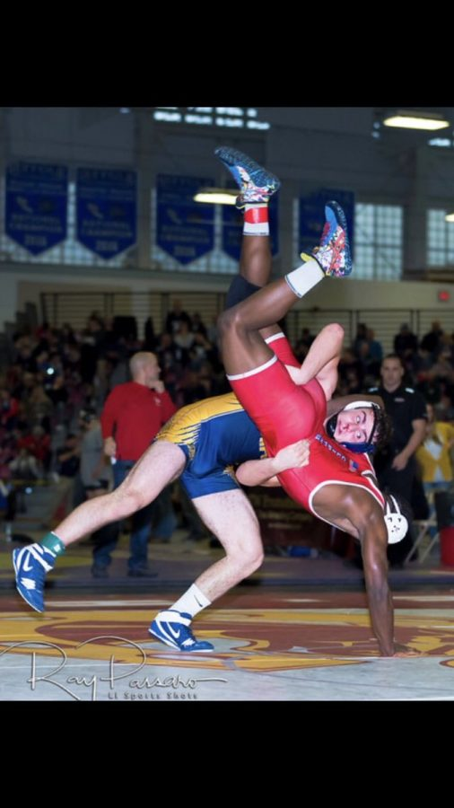 All-State wrestler Peter Magliocco reflects on a remarkable wrestling season