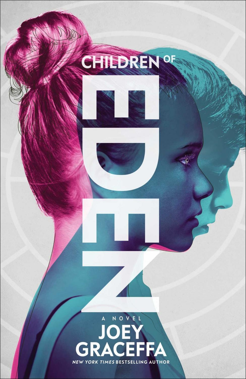 Children of Eden cover.