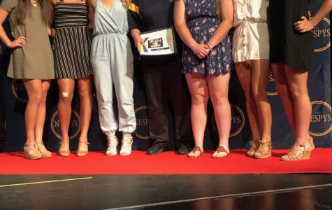 Senior Athletes Reflect on High School Athletic Careers at NESPY Awards