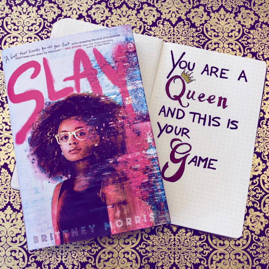Book of the Week - December 9: Slay
