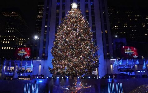 The Lighting of the Rockefeller Center Christmas Tree: An American tradition