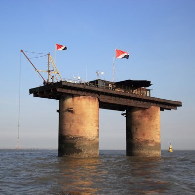 Sealand, the first micronation