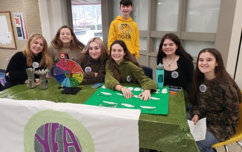 Youth Environmental Advocates – Club Profile and Open Mic