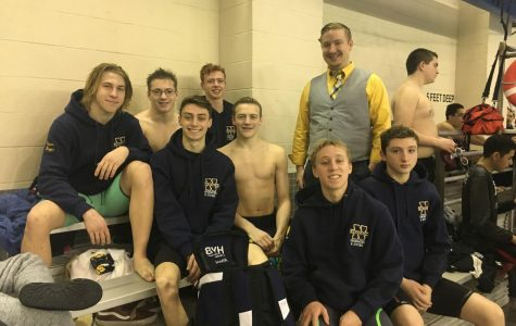 A Season in Review: Interview with Andy Burget, Captain of the Northport Boys Swimming and Diving Team
