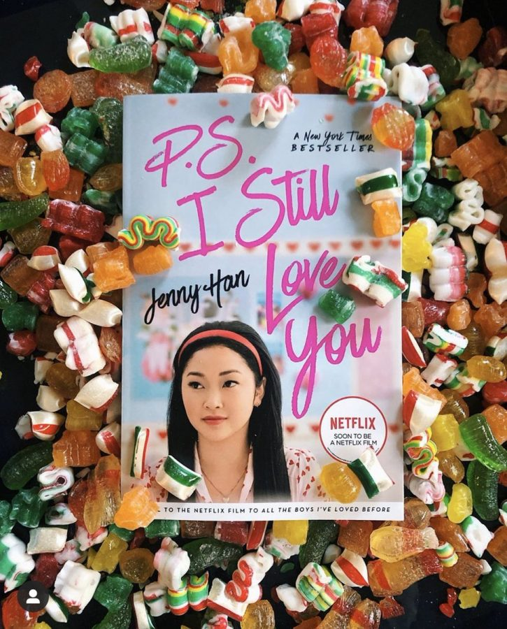 Book of the Week - March 9: P.S. I Still Love You