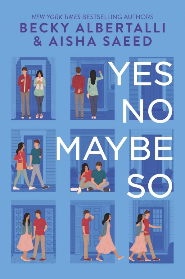 Becky Albertalli and Aisha Saeed's new novel,