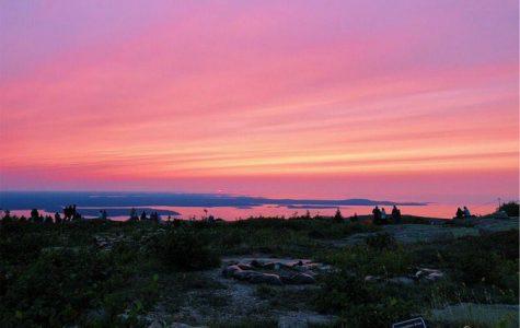 Sunrise over Acadia National Park (Jake K)