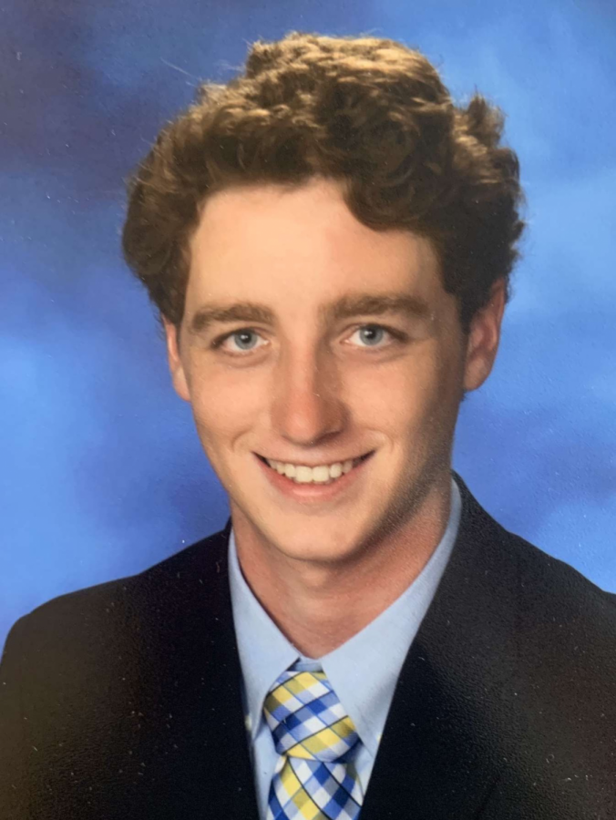 Northport+High+School+Senior+Chris+Cooney+reflects+on+his+four+years+at+Northport+High+School%2C+discusses+his+plans+for+the+future%2C+and+offers+advice+to+underclassmen.