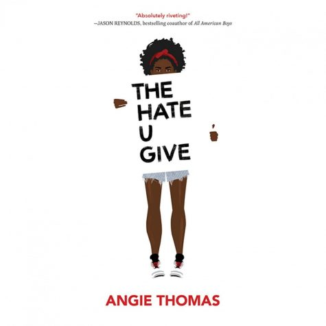 """The Hate U Give"" is inspiring and encourages readers to stand up for what they believe in."