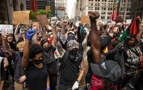George Floyd's death has sparked massive protests across the nation