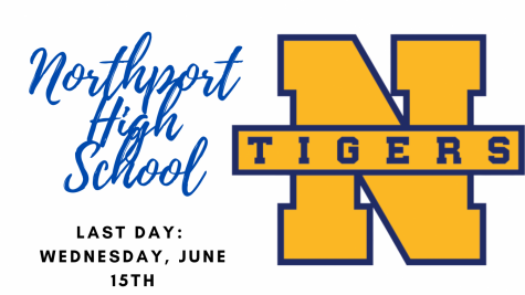 Last Day of School: NHS, June 15th