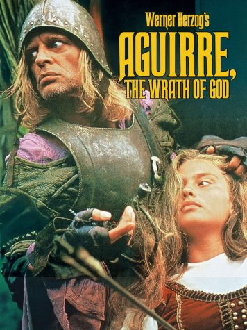 "In his 1972 film, ""Aguirre, The Wrath Of God"", director Werner Herzog explores weighty themes through his analysis of 16th century Spanish conquistadors, all while emphasizing the topical relevance of the story to the twenty-first century world."