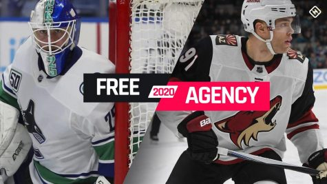 NHL Free Agency 2020, which began on October 9, wasn't the all-out frenzy it has been in the past.