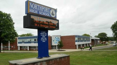 The Northport High School Class of 2021 underwent a unique college application experience. (Credit: Newsday)