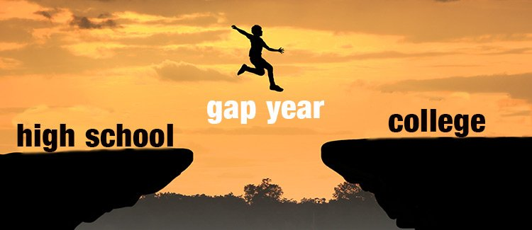 "In recent years, there have been increases in the number of students who are taking a ""gap year"" between high school graduation and college matriculation and the number of students that are skipping college altogether."