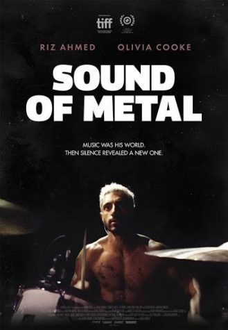 "Darius Marder's recent film, ""Sound Of Metal"", tells the simple story of metal-rocker Ruben Stone as he succumbs to and finally accepts the loss of his hearing."