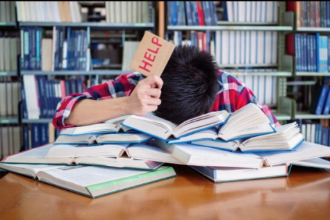 A Stanford University study found that 56 per cent of students consider homework to be a primary source of stress.