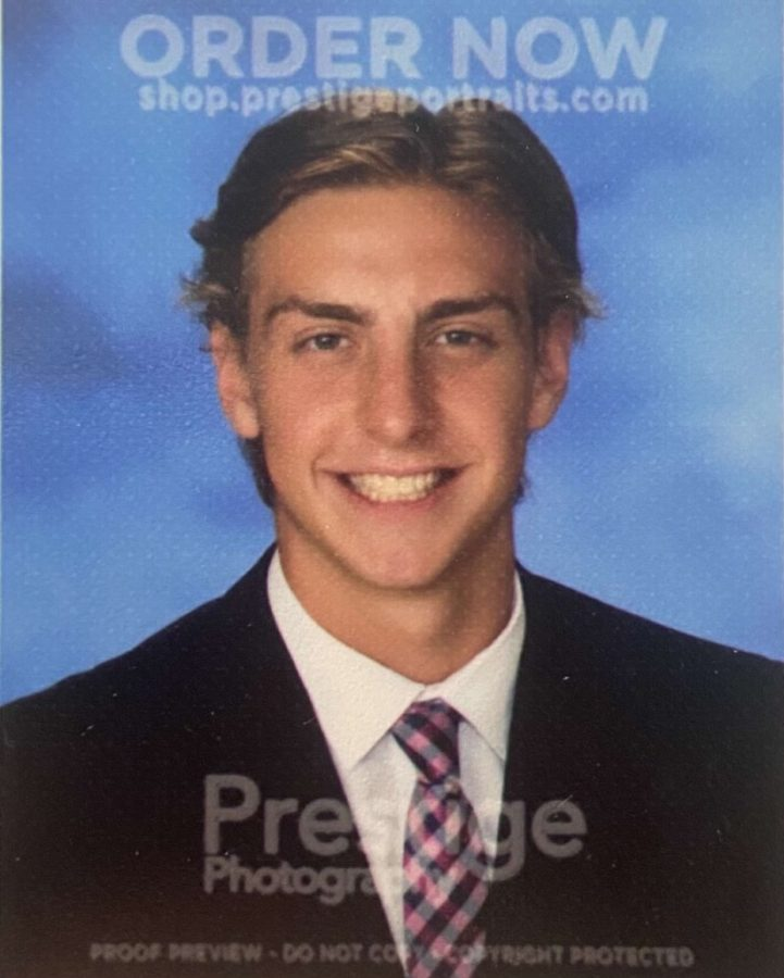 Northport High School Senior Pat Healy reflects on his senior year, discusses his plans for the future, and offers advice to underclassmen.