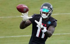 As Julio Jones expresses his urge to leave the Atlanta Falcons, the sports world speculates as to where he may end up next.